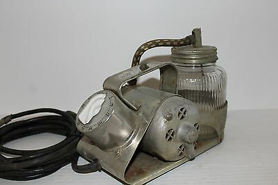 Vintage Hudson Insect/Weed Sprayer  Electric  Circa 1940's - 1950's