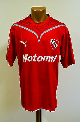 Atlético Independiente Argentina 2009/2010 Home Football Shirt Jersey Puma
