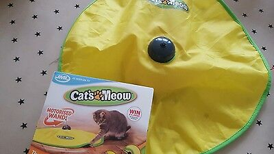 Cats Meow cat toy game