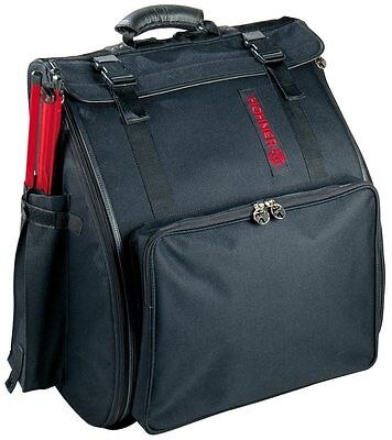"""Hohner Piano Accordion Gig Bag Case AGB72 for 72 80 96 Bass 18""""x18""""x8"""""""