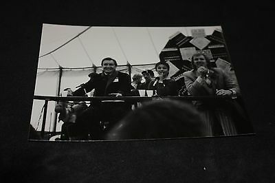 Doctor Who at Longleat 1983 20th Anniversary Photo Fifth Doctor Panel