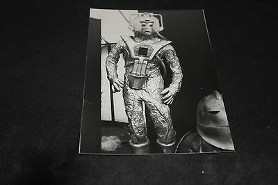 Doctor Who at Longleat 1983 20th Anniversary Photo Cyberman