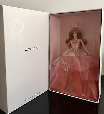 Barbie Collector Gold Label The Wizard of Oz Fantasy Glamour Glinda Doll. sealed