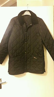 Barbour XL childrens suit 13-14 years or small ladies size 8-10