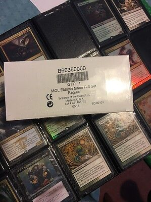 MTG Magic Sealed Eldritch Moon Set Complete with Mythical