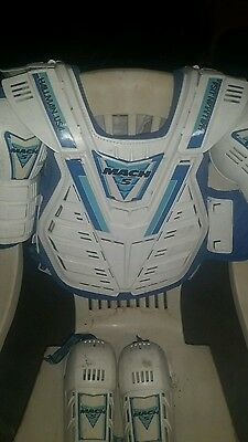 vintage motocross chest protector
