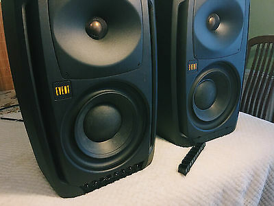 "Event Opal (PAIR) 8"" 2-Way Active Studio Monitor Speakers 220 Watt - BARELY USED"
