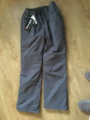 New.  Insulated Walking Trousers. 8-10.    New.....new.....