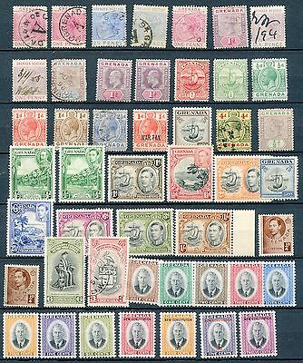 Commonwealth Stamps Grenada