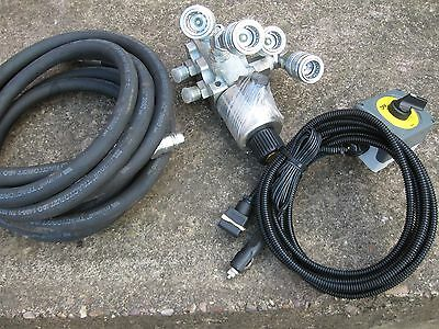 Electric Spool Valve Switch Over Kit