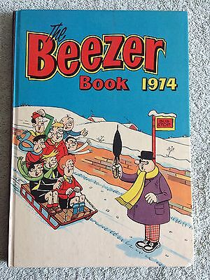 The Beezer Book 1974 Annual