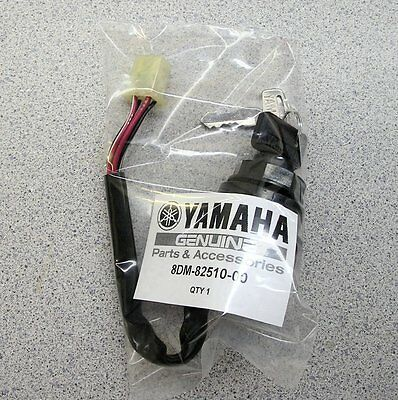 Genuine Yamaha snowmobile ignition switch 8DM-82510-00 Viper V Max Mountain NEW!
