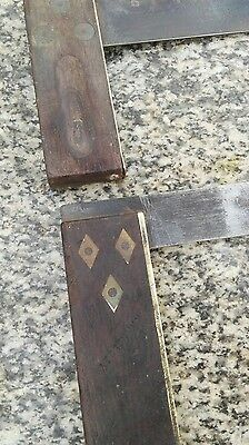 2 vintage Joiners squares