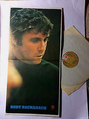 Burt Bacharach ~ Portrait In Music ~ Gatefold UK vinyl LP album (A&M, 1971)