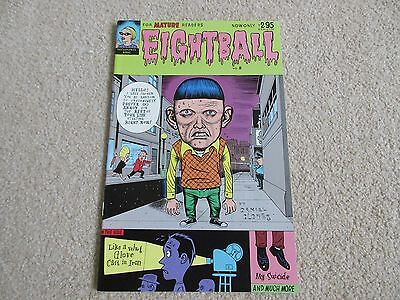 Eightball comic No 8 From May 1992 By Fantagraphics- Rare- Dan Clowes-NM