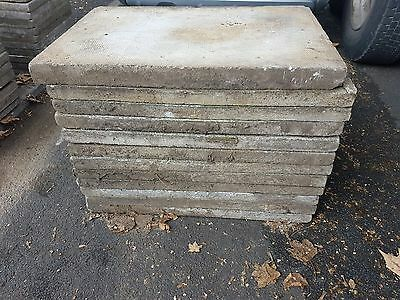 Used paving slabs allotment patio garden flags liverpool