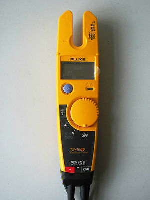 FLUKE T5 Digital Multimeter, 100A ac 1000V ac