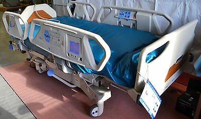 Hill-Rom Total Care P1900 Hospital Bed with Comfort Foam Mattress