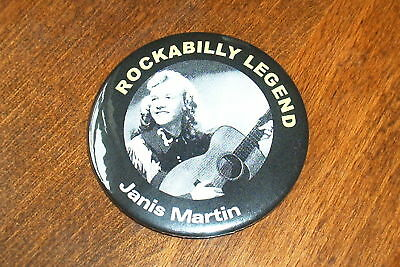 Janis Martin fridge magnet rockabilly 50s collectable #1