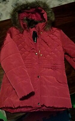 girls winter coats age 10-11