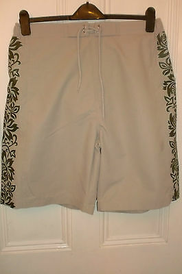 George Swim Shorts Size L Large New Without Tags