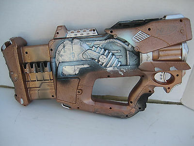 Nerf Fire Fly steam Punk Gun Cosplay Painted weapon