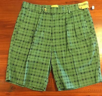 New With Tags Men's Golf Shorts Size 92