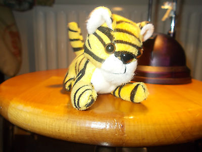 ABC ZOO Tiger from Scandinavia Finland, approx 10cm from head to tail
