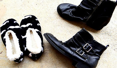 lot of womens shoes 2 pair