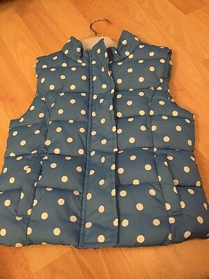 Primark (Young Dimension) 24-36 Months Padded Waistcoat