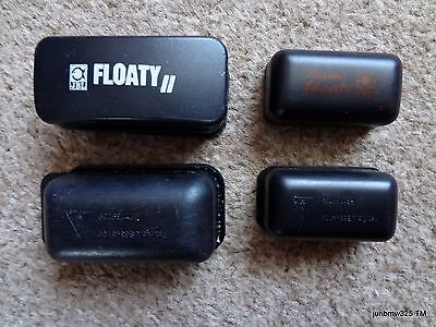 2 x  JBL Floaty II S and Floaty nano Floating glass cleaning magnet!!!