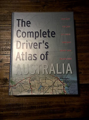 The Complete Driver's Atlas of Australia - Great condition