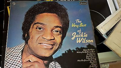 The Very Best Of Jackie Wilson   L.p.   // Northern Soul