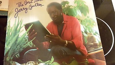 Jerry Butler The Best Love    L.p.    //   Soul