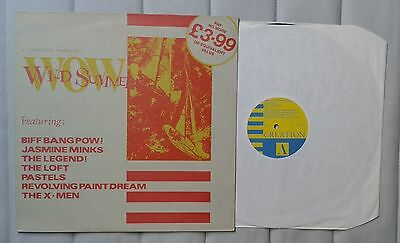 Wild Summer  LP C86 Creation Loft Pastels Jasmine minks Biff Bang Pow X men
