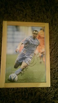 Michael Mifsud Coventry City Signed Photo 2007-08