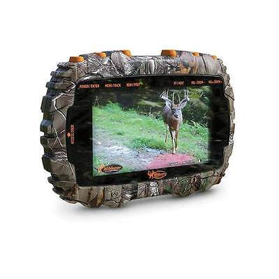 """Wildgame Innovations Trail Pad Media Viewer, 4.3"""" Color Display w/ SD Card Slot"""