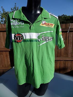 Ford RNR Bottle O mens Embroidered Raceteam Polo Shirt Size XL, FPR B218