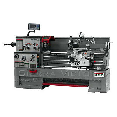 JET® Large Spindle Bore Lathe: GH-1660ZX, 321940