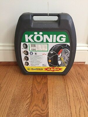 Konig 090 chains for tires