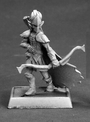 Pathfinder Miniatures Reaper 60101 Kiramor The Forest Shadow