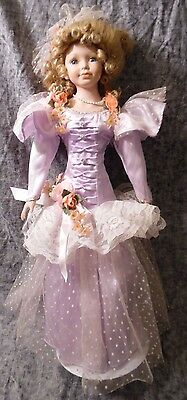 1998 Collectible Porcelain Doll by Tuss/William Tung