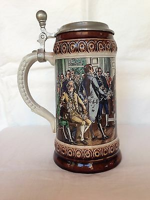 Rare Vintage 1976 Marzi & Remy Limited Edition Bicentennial Beer Stein - Mint