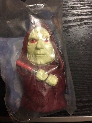 Star Wars: Complete the Saga Burger King Toy 2005 - Emperor Palpatine