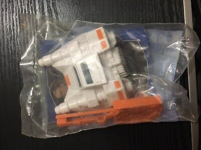Star Wars: Complete the Saga Burger King Toy 2005 - Ship with Launch Pad