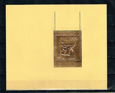 Germany.1972 Summer Olympics Game.Gold.MNH**