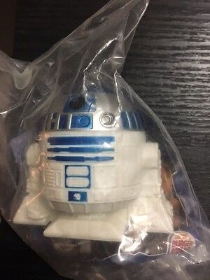 Star Wars: Complete the Saga Burger King Toy 2005 - R2D2