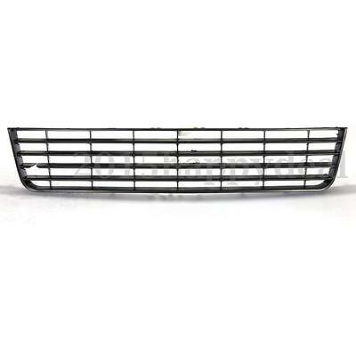 FRONT BUMPER LOWER CENTRE GRILLE GRILL VENT TRIM Fits For VW Golf MK5 2006-2009