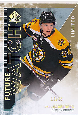 2013-14 SP Authentic Future Watch Limited
