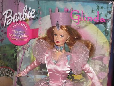 1999 GLINDA from the Wizard of Oz Barbie  #25813 NRFB